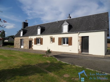 Maison de 123 m² dans le secteur de SAINT POIS (50670)