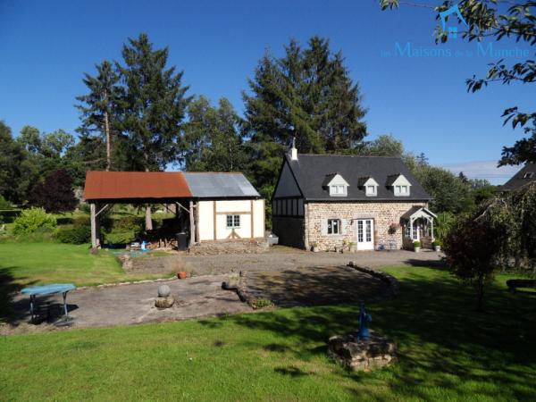Jolie maison de 80 m² dans petit hameau en campagne