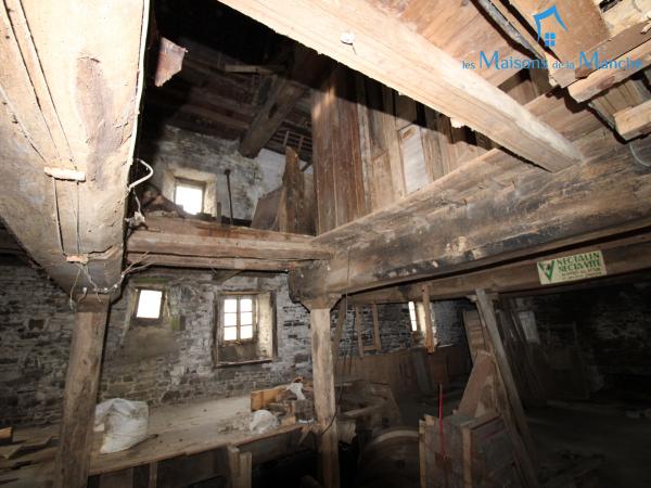 Ancienne bâtisse du 16ème