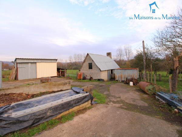 Maison de 155 m² avec grand terrain dans le secteur de MORTAIN