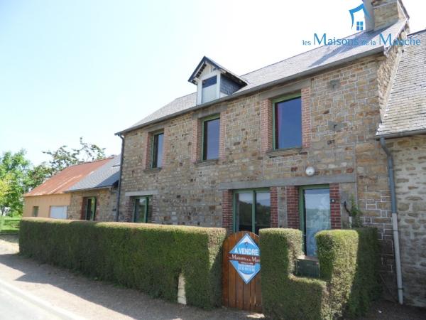 Maison de 106 m² à SAINT NICOLAS DES BOIS (50370)