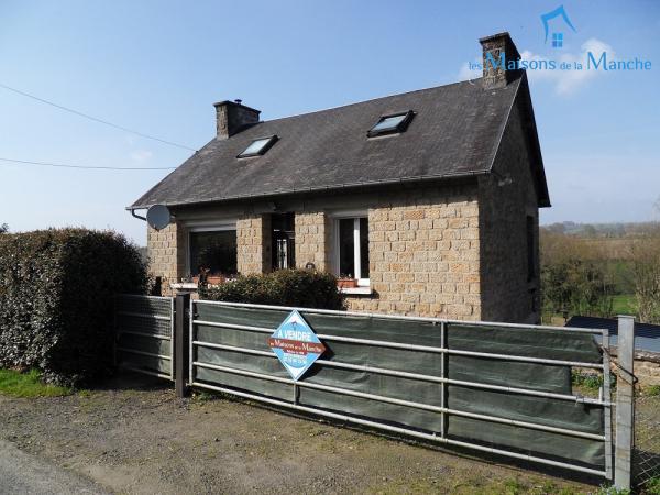 Maison en campagne avec beau point de vue secteur LES CHERIS (50220)