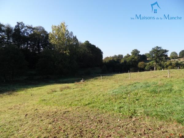 Ancienne fermette avec terrain de 2ha6 SAINT LAURENT DE CUVES (50670)
