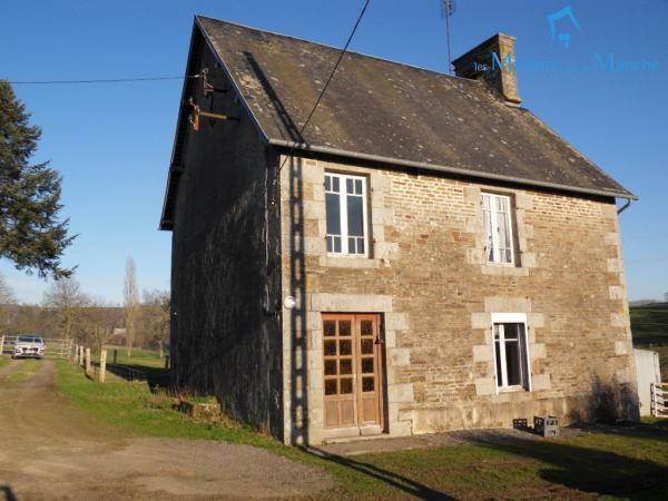 Maison en pierre à rénover à environ 6 km de BRECEY