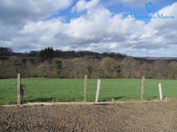 Maison en campagne avec beau point de vue
