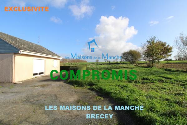 Maison de 65 m² à moins de 3 km du bourg de BRECEY