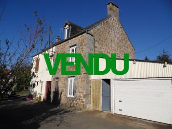 Ancienne fermette avec terrain de 2ha3 SAINT LAURENT DE CUVES (50670)-vendu